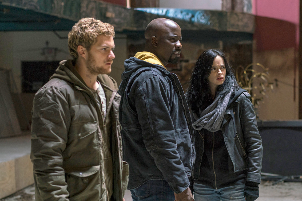 """The defenders- """"take shelter"""""""