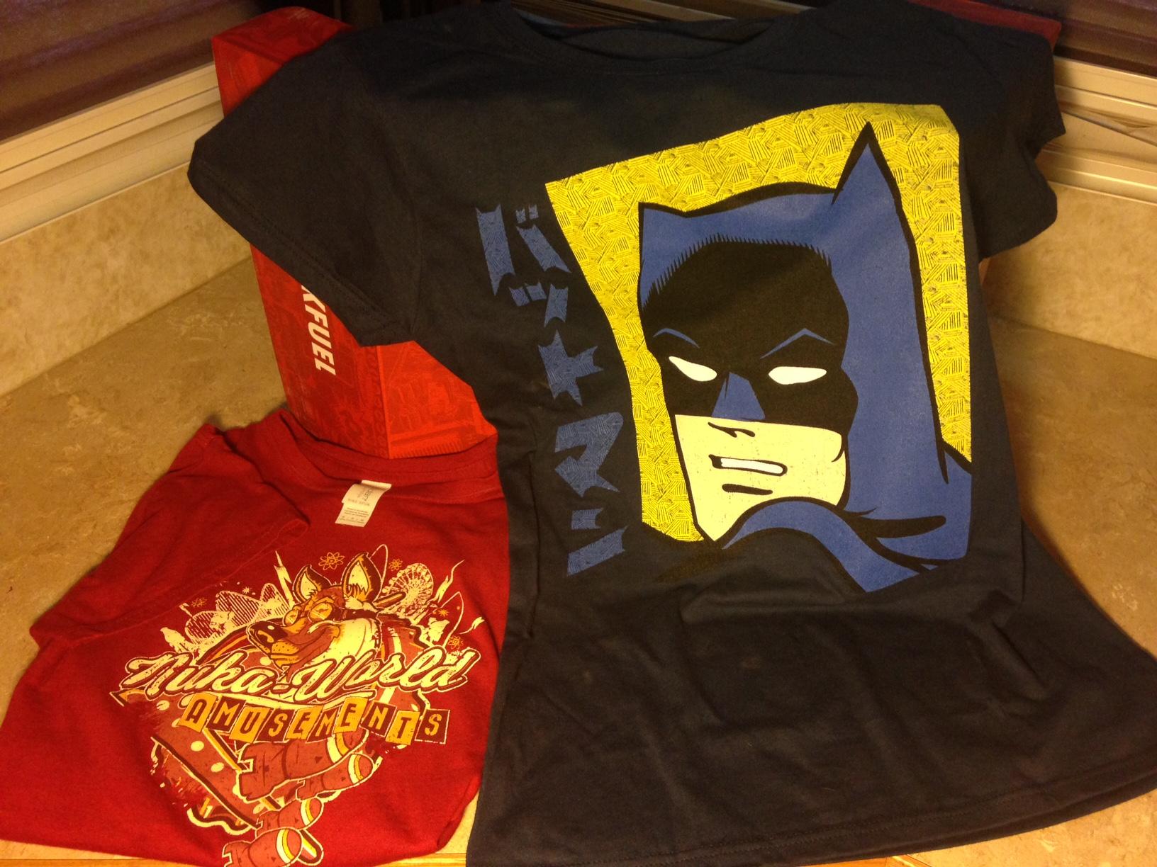 Geek Fuel T-shirts
