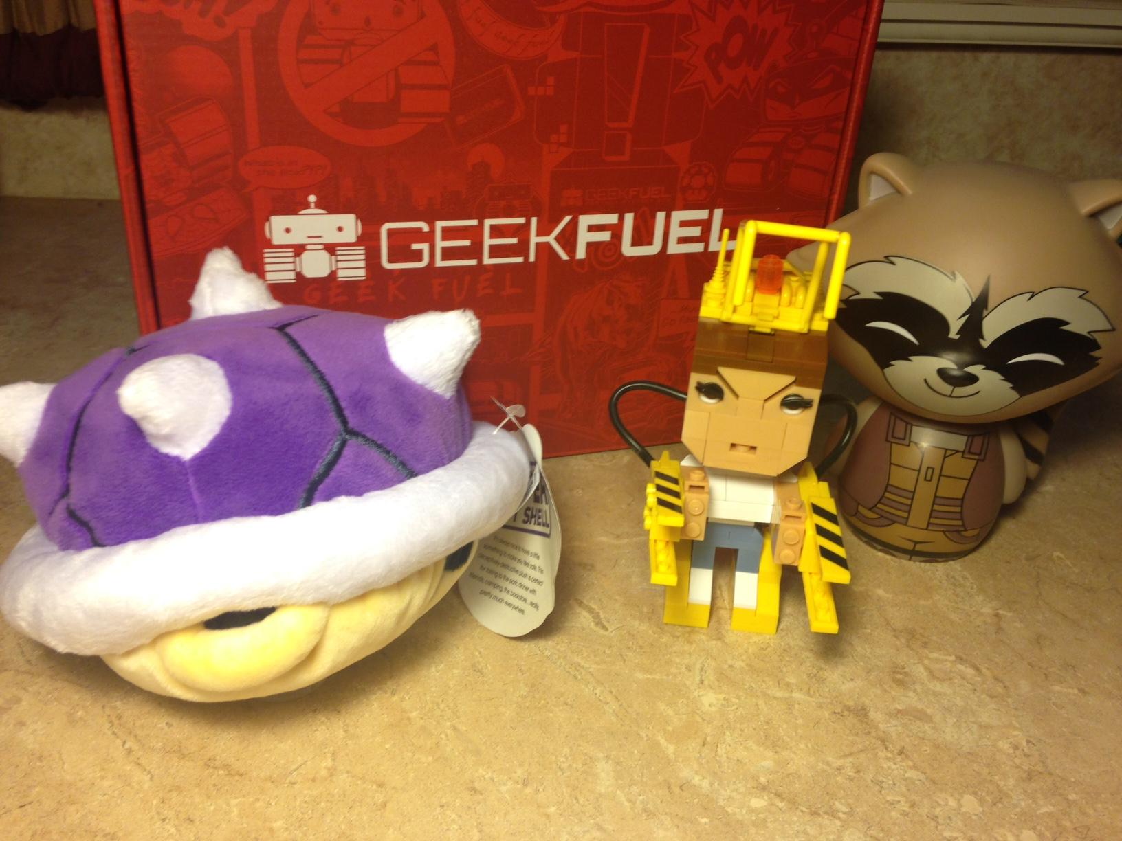 Geek Fuel Toys
