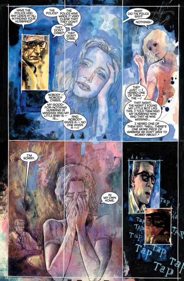 Geek insider, geekinsider, geekinsider. Com,, best comic i read - daredevil: wake up, comics, entertainment