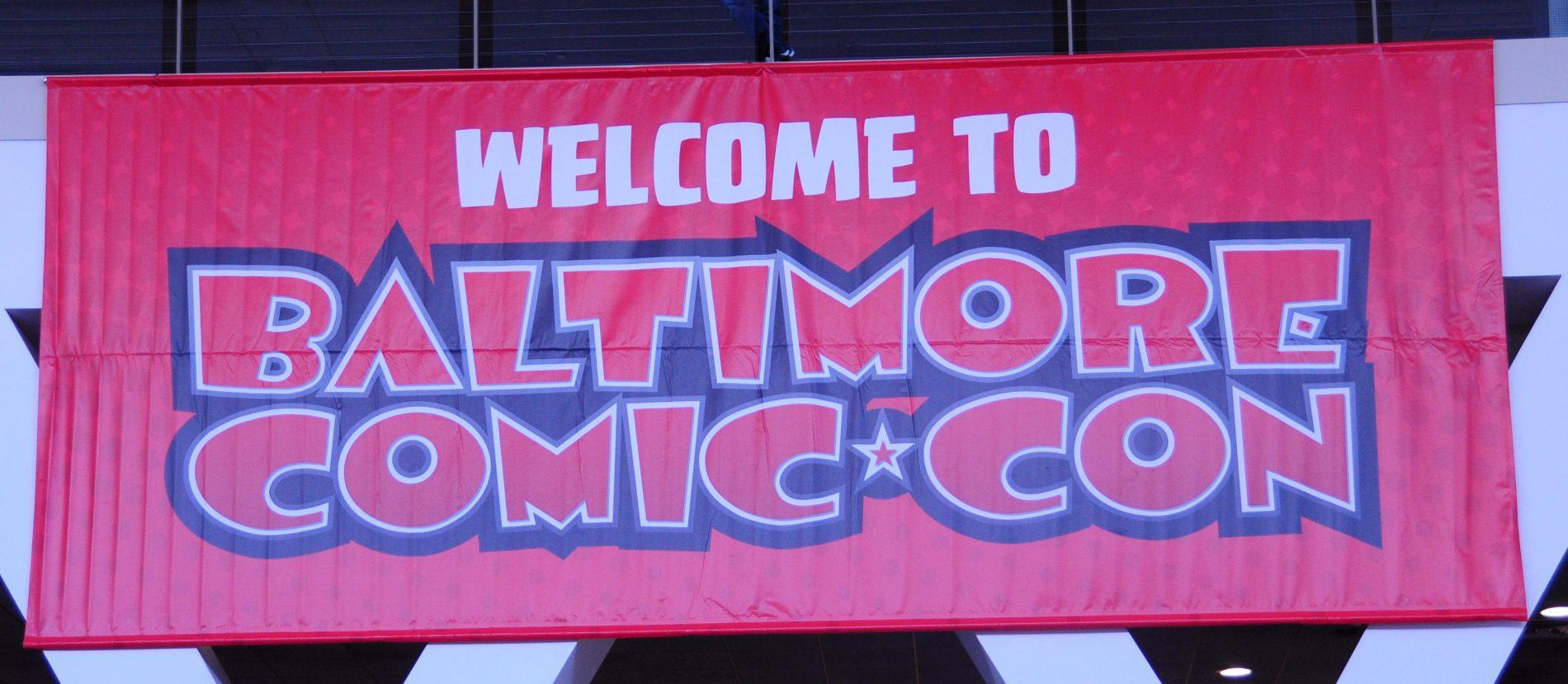 Baltimore Comic Con 2017