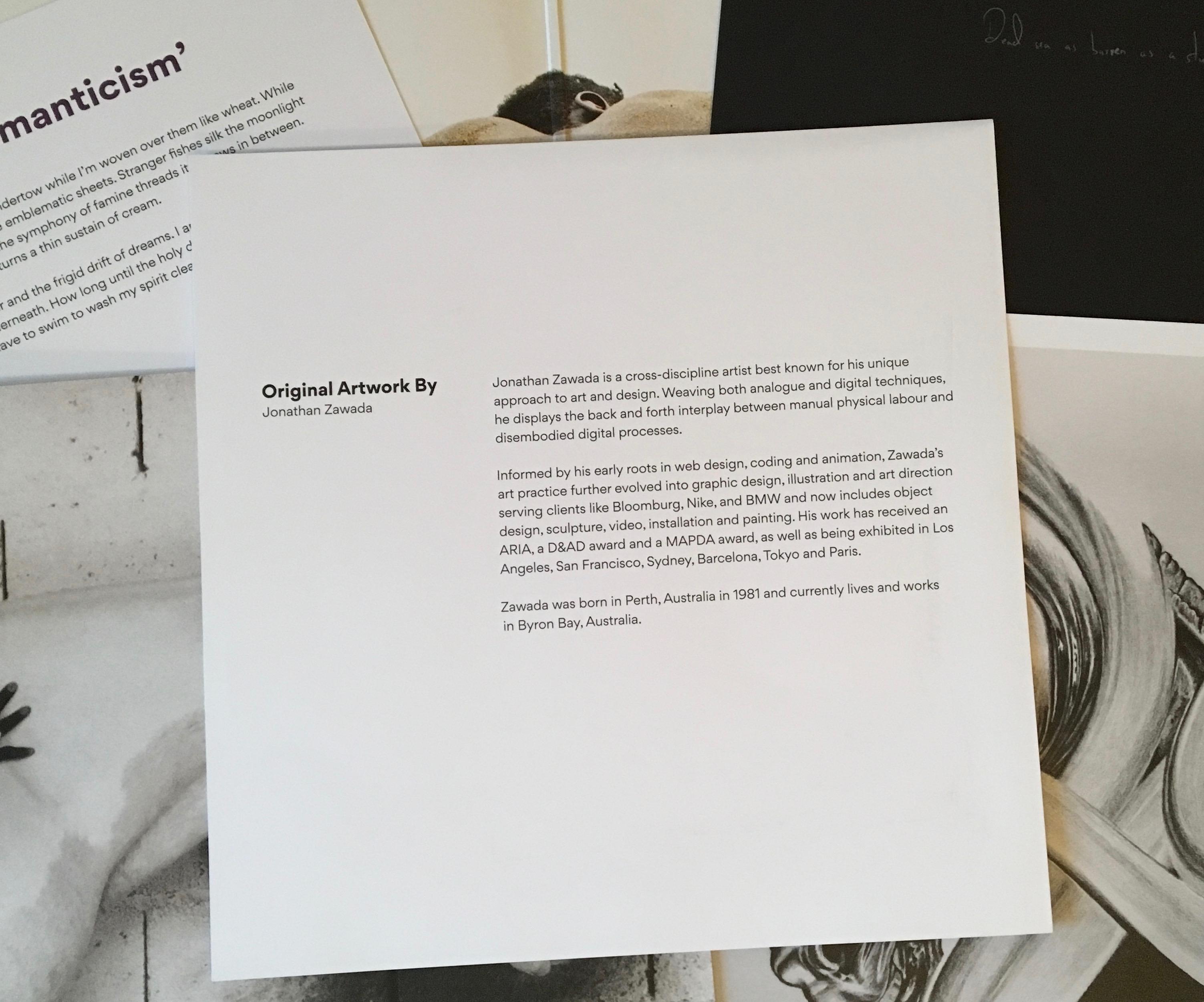 Geek insider, geekinsider, geekinsider. Com,, vinyl me, please october edition: moses sumney 'aromanticism', culture, events