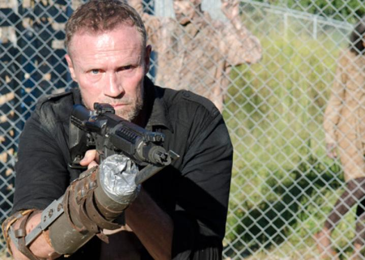 'The Walking Dead'- Michael Rooker