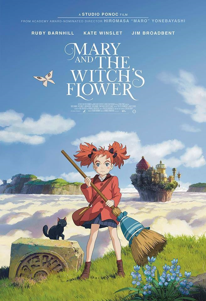 Mary and the Witch's Flower, Studio Ponoc