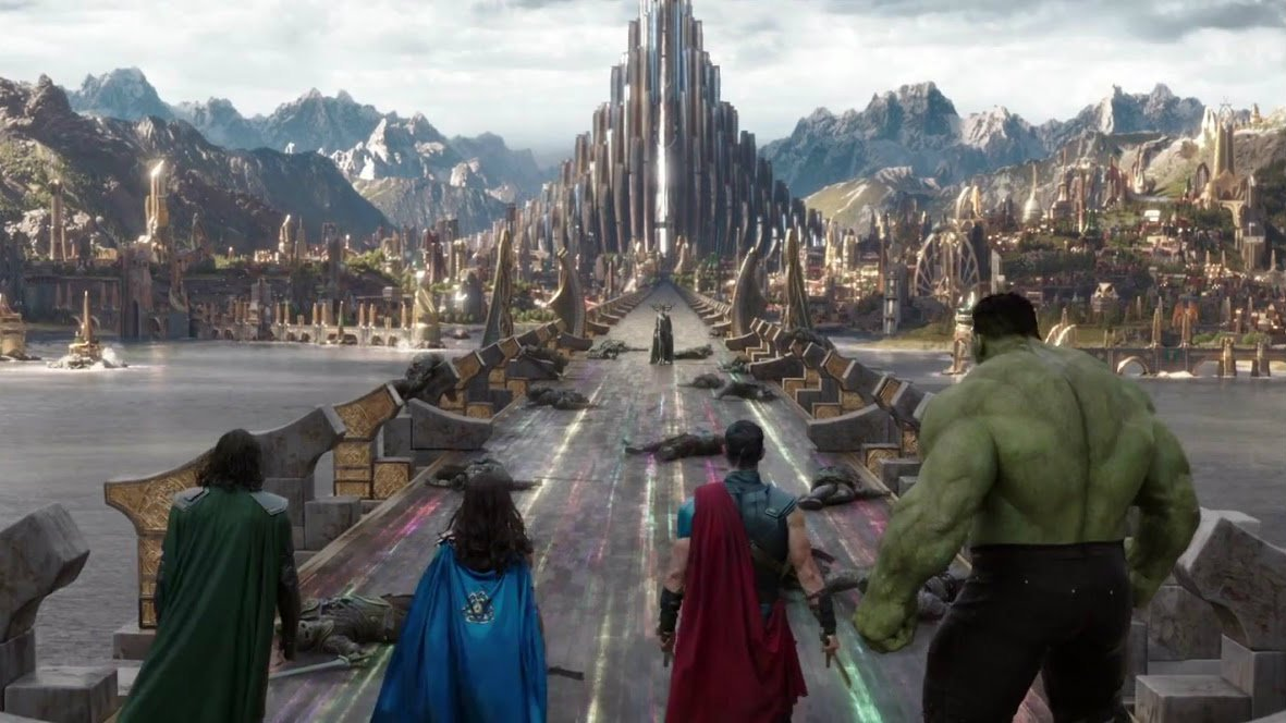'thor: ragnarok' - november movie preview