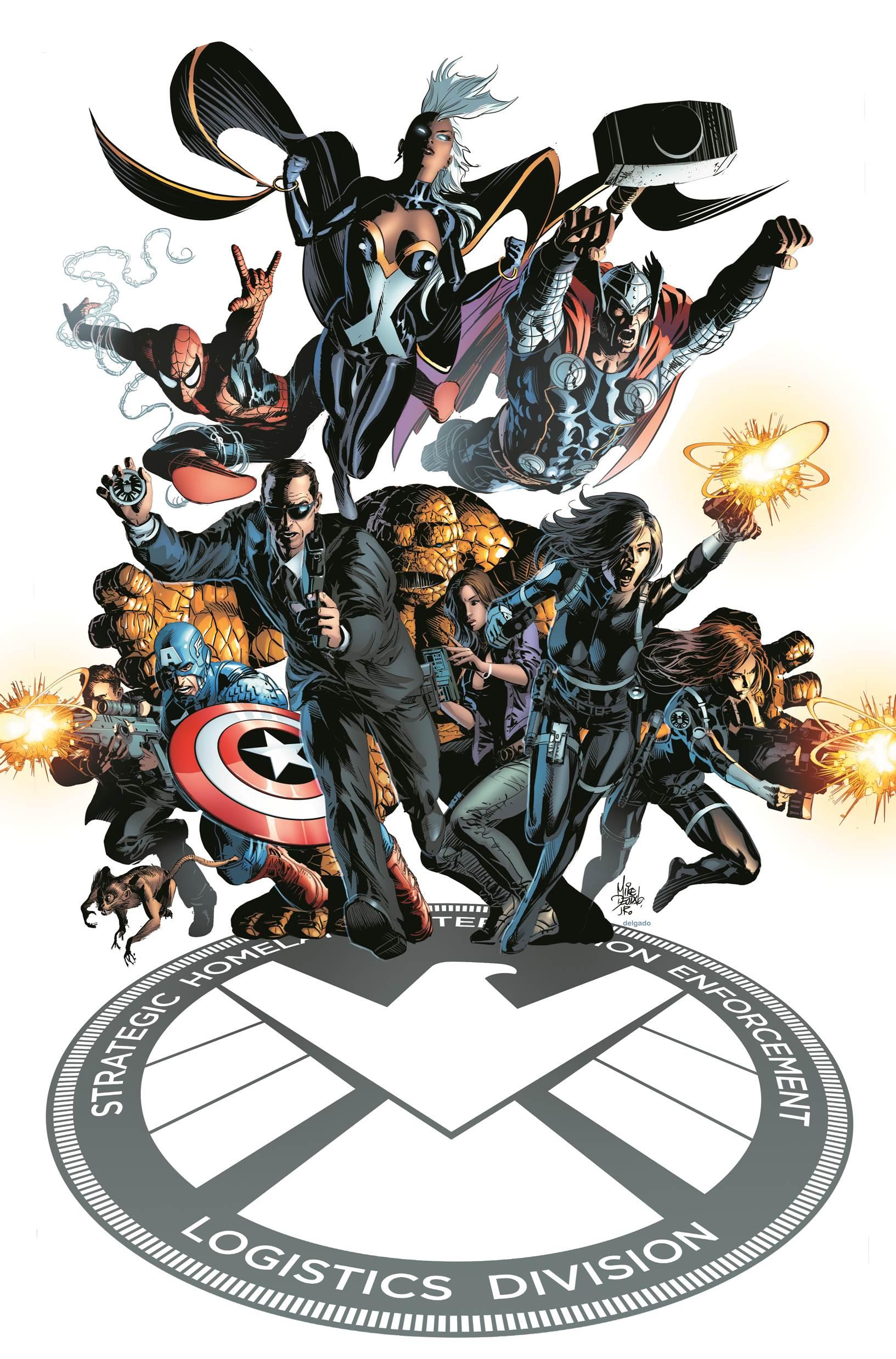 Agents of s. H. I. E. L. D.