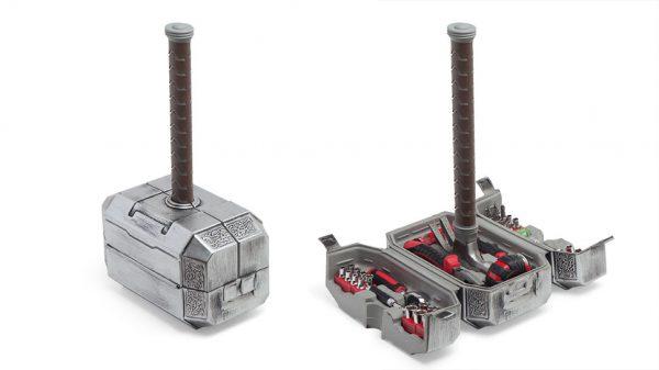Thor Hammer Toolbox, thinkgeek