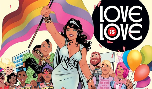 Love is Love graphic novel