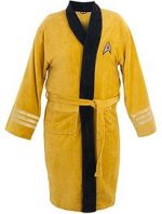 star trek bath robe christmas gifts