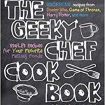 The Geeky Chef Cookbook, Christmas gifts