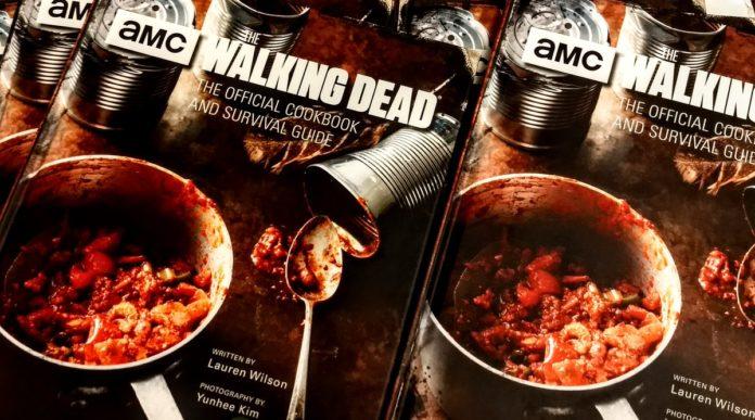 Think Geek Walking Dead Cookbook