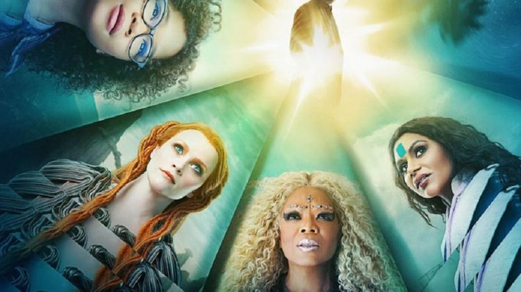A Wrinkle In Time Blockbuster 2018