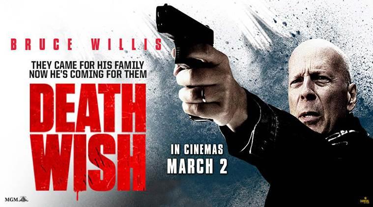 death wish 2018 movie blockbuster