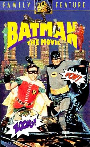 The evolution of batman, batman the movie