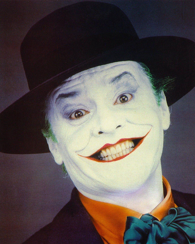 The evolution of batman, joker