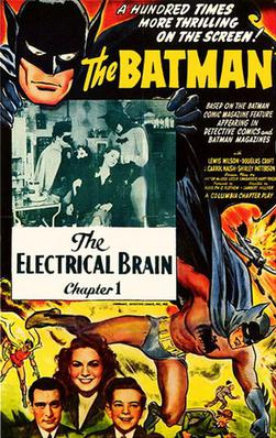The evolution of batman, the electrical brain chapter 1