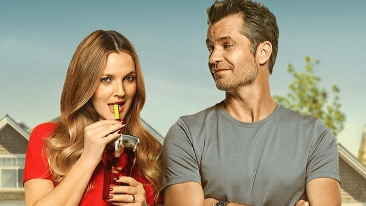 Santa Clarita Diet, Drew Barrymore and Timothy Olyphant
