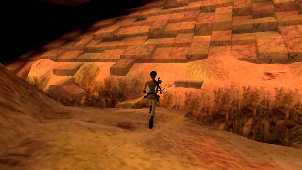 tomb raider, egyptian pyramids