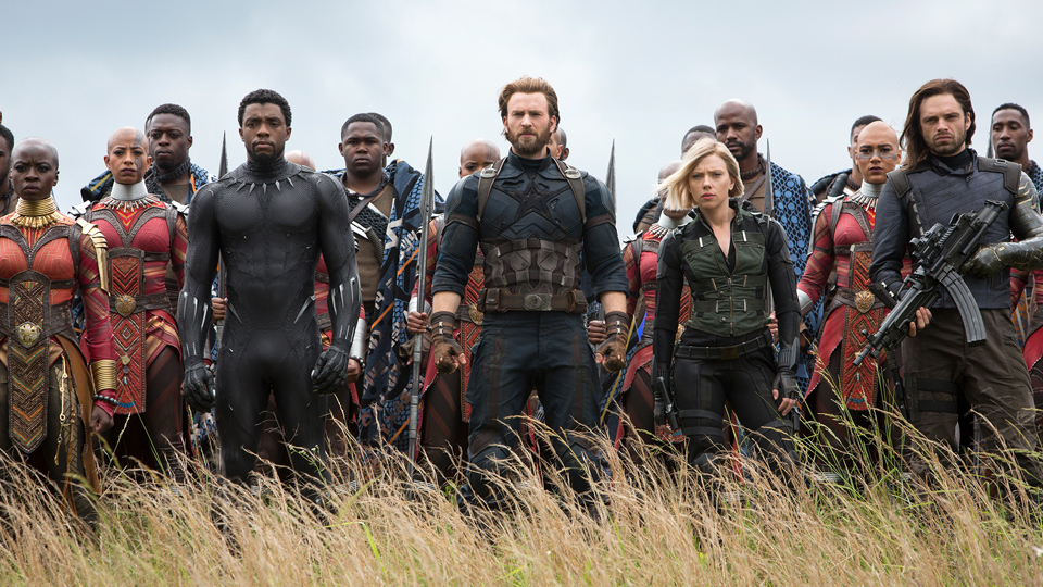 April Movie Preview- 'Avengers: Infinity War'
