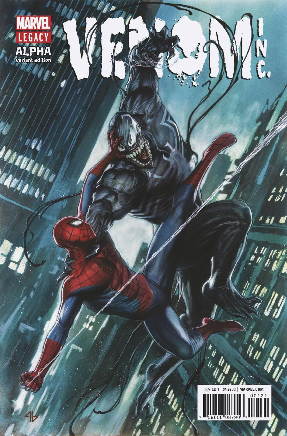 Geek insider, geekinsider, geekinsider. Com,, dishing venom: a look at a spidey-foe, comics, tv and movies