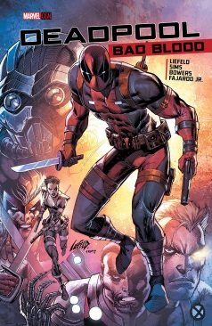 deadpool reading guide, bad blood