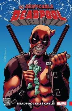 deadpool reading guide, deadpool kills cable