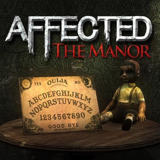 affected- the manor, oculus go headset