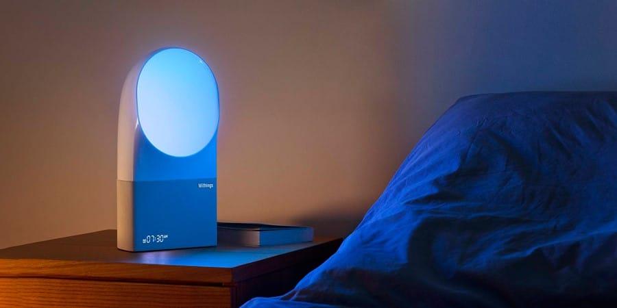 aura alarm clock