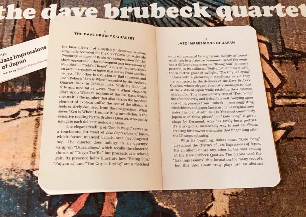 Geek insider, geekinsider, geekinsider. Com,, vinyl me, please november edition: the dave brubeck quartet - 'jazz impressions of japan', geek life, culture, entertainment, events, featured