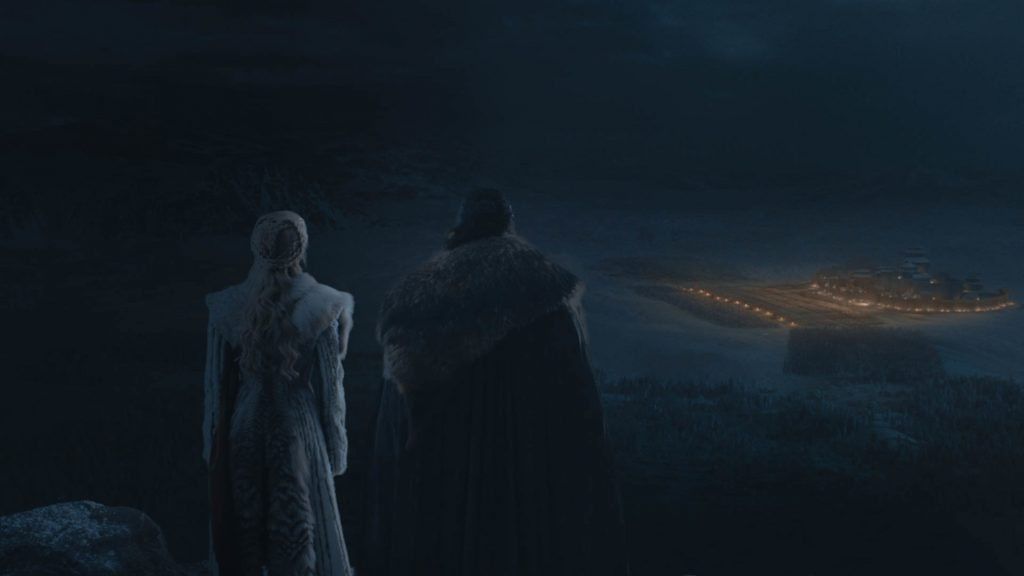 """'game of thrones'- """"the long night"""" (source: hbo)"""