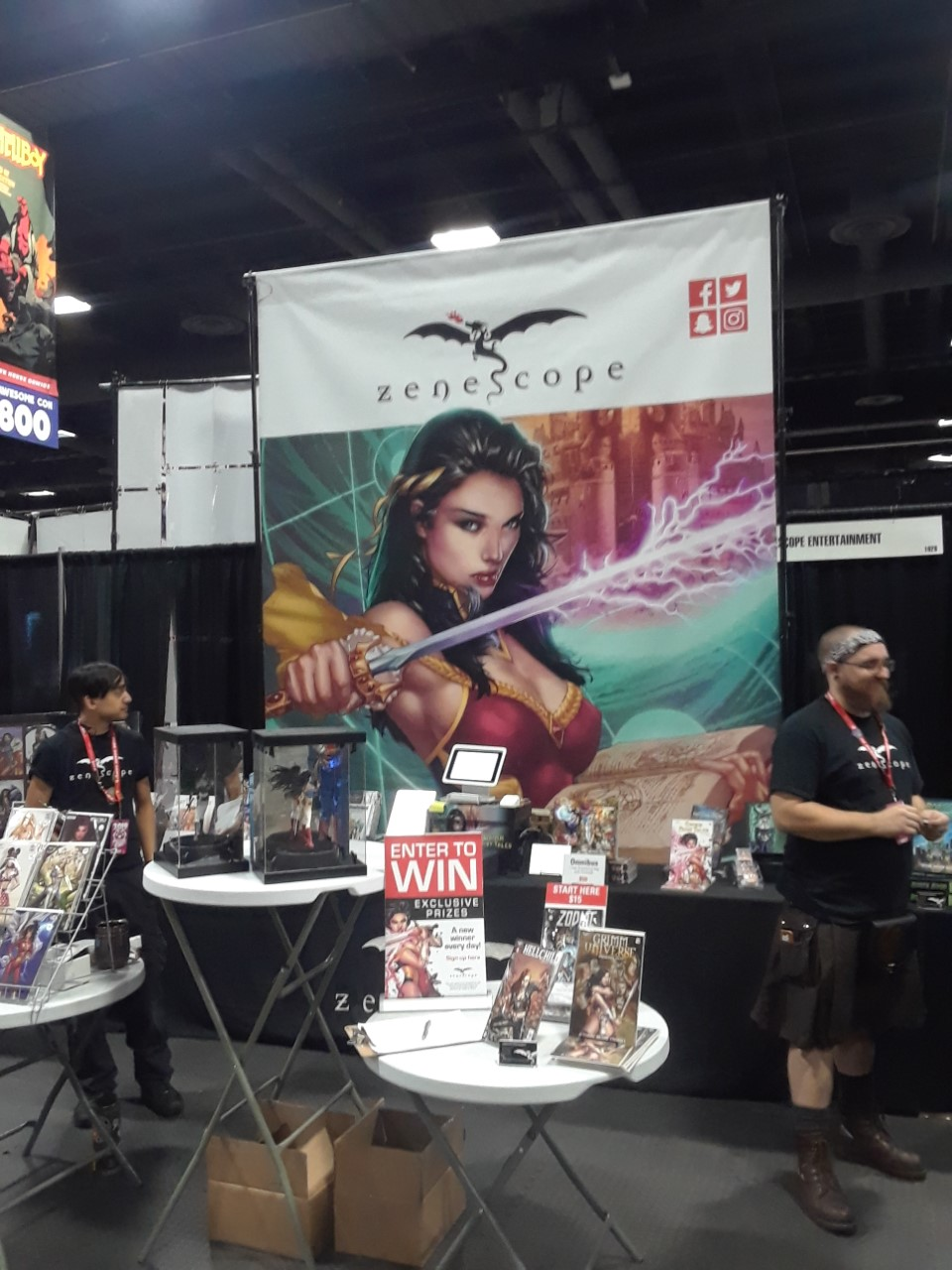 Geek insider, geekinsider, geekinsider. Com,, awesome con 2019: the mid-atlantic's biggest con continues to grow, geek life, culture, entertainment, events, featured