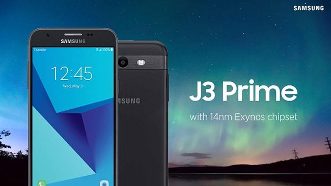 Samsung galaxy j3 prime review