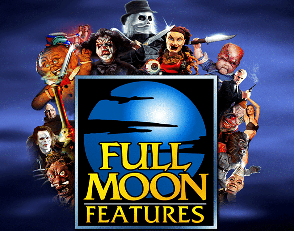 Full moon features, fmf, horror, charles band, puppetmaster,