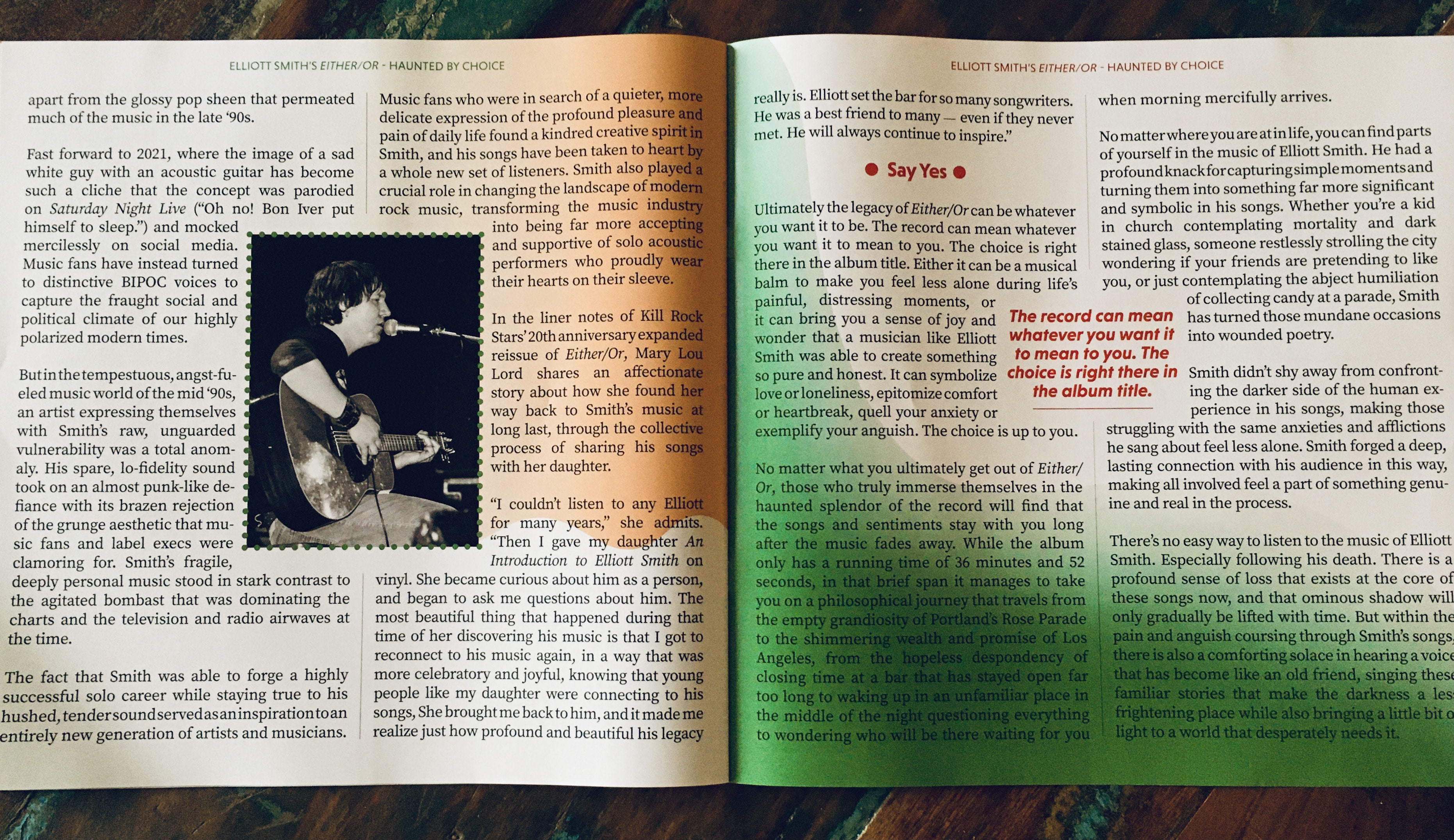Geek insider, geekinsider, geekinsider. Com,, bandbox unboxed vol. 22 - elliott smith, culture, featured, geek life, music, reviews