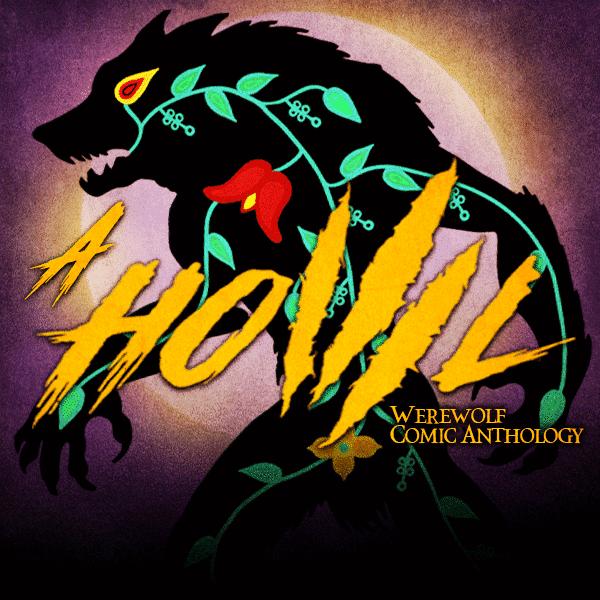 Howl, native realities, werewolves, rougarou, crowdfunding, indiegogo, kickstarter, ragin', comic books, comics, indie comics, raginavc, raginpromos