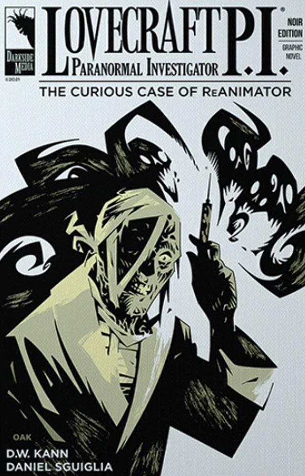 Lovecraft p. I. , paranormal, projects we love, crowdfunding, indiegogo, kickstarter, ragin', comic books, comics, indie comics, raginavc, raginpromos