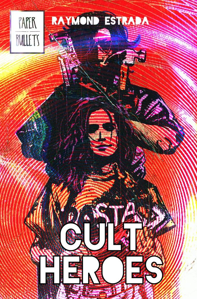 Cult heroes, comics, comic books, indie comics, ragin, raginavc, merej99, meredith loughran, nita lanning