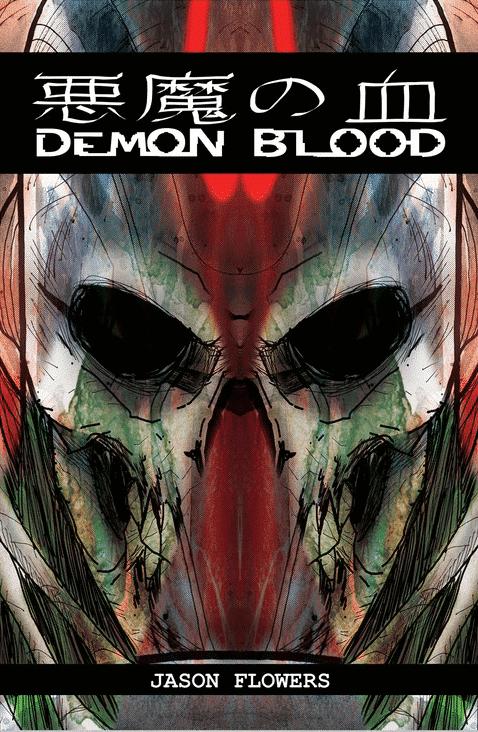 Demon blood, comics, comic books, indie comics, ragin, raginavc, merej99, meredith loughran, nita lanning