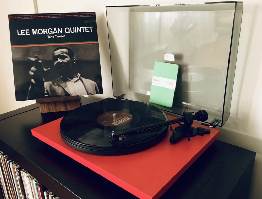 Vinyl me, please spinning