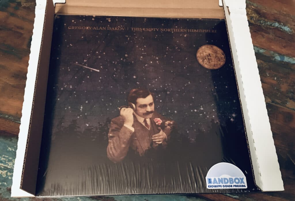 Geek insider, geekinsider, geekinsider. Com,, bandbox unboxed vol. 25 - gregory alan isakov, culture, featured, geek life, music, reviews